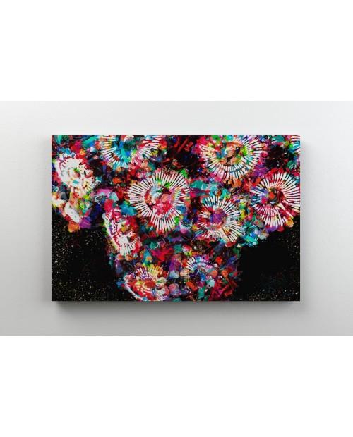 Rainbow Zoas – obraz na płótnie