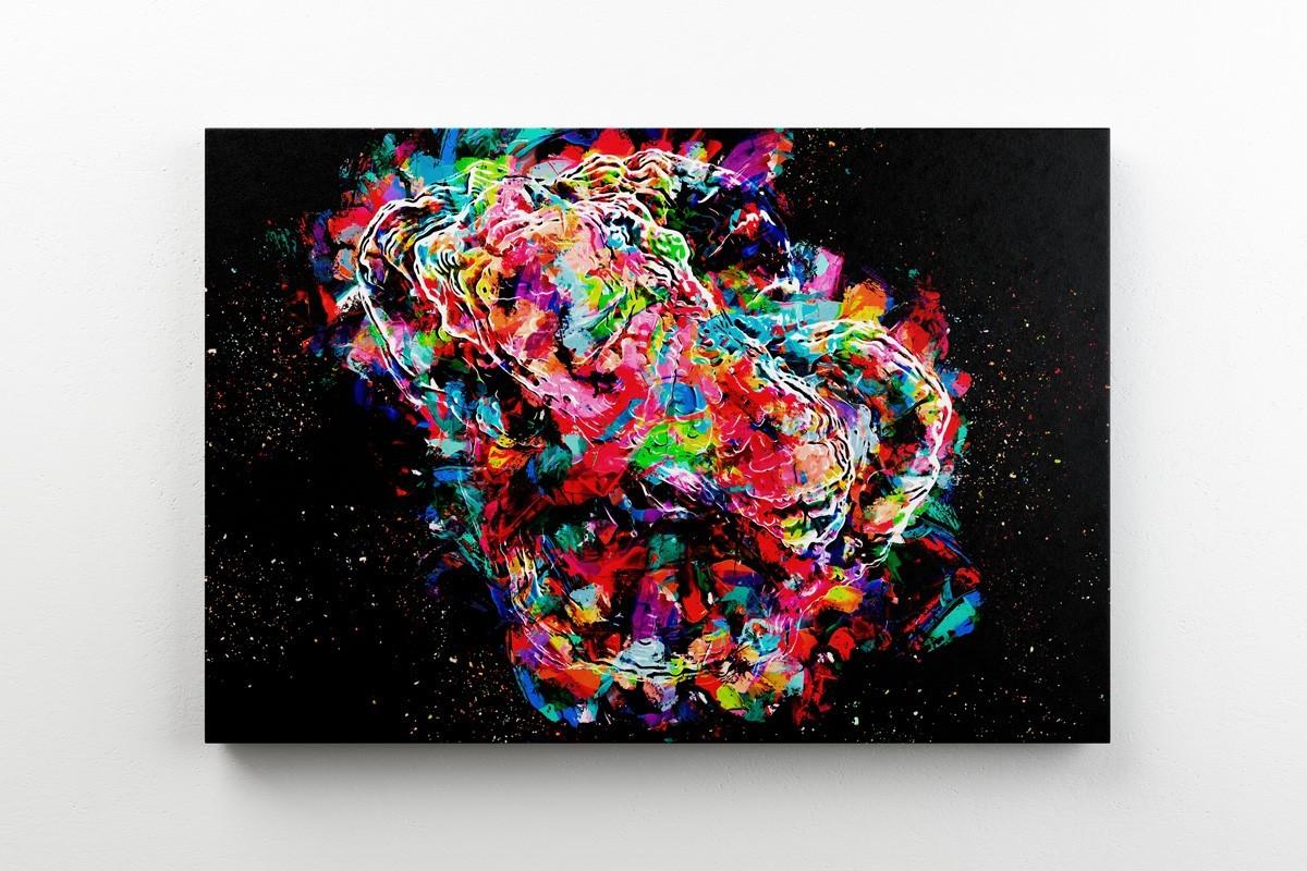 blastomussa-oil-paint