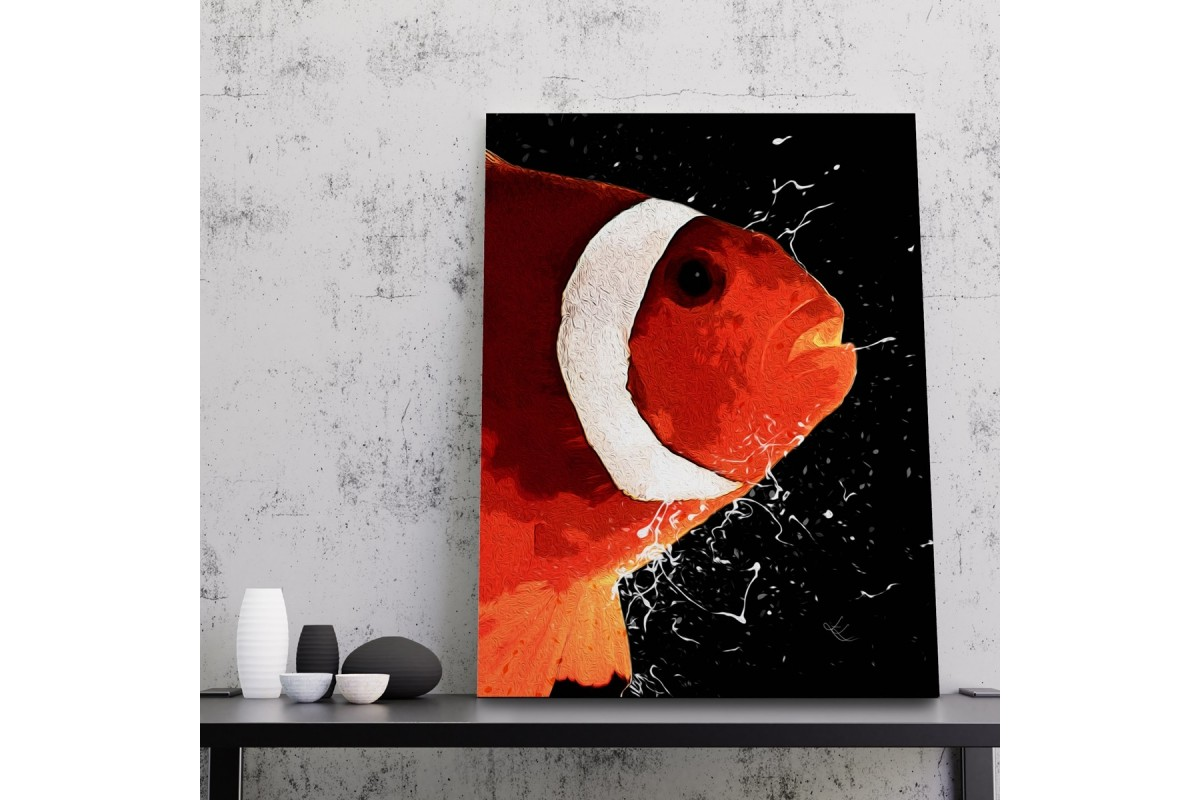 obraz-Clownfish-błazenek